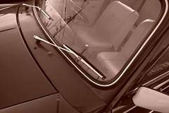 20181202_RX_01127 (NAMARA EXPRESS) Tags: street car automobile vehicle cabin mini cooper daytime winter fine outdoor color sepia toyonaka osaka japan sony rx0 dscrx0 carlzeiss tessar t 477 namaraexp