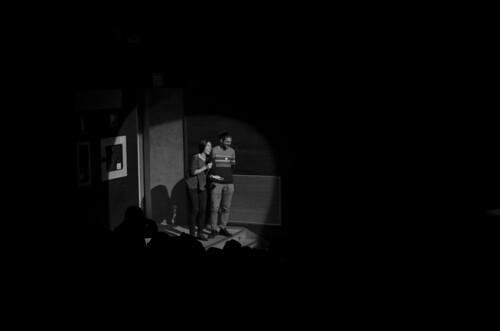 Aurkezle bikainak (Mikel Laboari omenaldia) [2018-12-01] Zelai Arizti aretoa