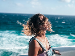 Ruth Faro (arqpalberti_) Tags: mexico cancun iphone7p iphone excaret tryp travel people portrait street photograpy