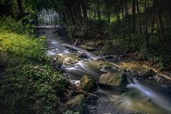 Time stream (Sizun Eye) Tags: waterfall cascade stream forest vauxdecernay yvelines iledefrance france sizuneye nikond750 nisifilters tamron tamron2470mmf28 2470mm
