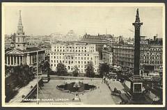 Trafalgar Square, London (tico_manudo) Tags: trafalgarsquare london londres turismoenlondres quéverenlondres reinounido