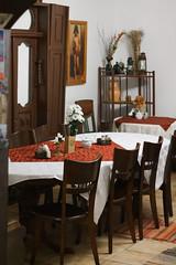 Tejsza (jacekbia) Tags: europa poland polska podlasie tykocin tejsza restauracja żydowska lokalna żywienie wnętrze indoor