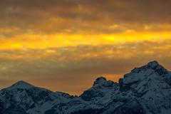Tramonto sulle Dolomiti di Brenta (ClarenceClemons) Tags: blu mountain montagna trentino yellow orange beauty sunset mountains mountaineers mountainview landscape trip landscapelovers lakeland nature natureseekers natureshot naturephotography naturephoto