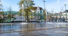 Ixelles - 6180 (ΨᗩSᗰIᘉᗴ HᗴᘉS +37 000 000 thx) Tags: ixelles bruxelles brussels water fontain mirror hensyasmine namur belgium europa aaa namuroise look photo friends be yasminehens interest intersting eu fr lanamuroise lx15