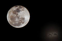 Full Moon 11-23-2018 (jerhetrick) Tags: moon fullmoon lunar astrophotography astrophoto space solarsystem deepspace universe astroimage