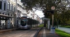 RET Tram 2045 on line 23 Museumpark Rotterdam 03/11/18. (Ledlon89) Tags: tram ret rotterdam holland netherlands nl tramcar tramway electrictransport rapidelectrictransport alltypesoftransport