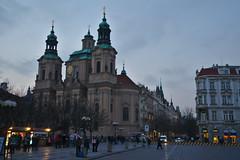 Prague (Aleksandr Zykov) Tags: czechrepublic oldtownsquare prague church