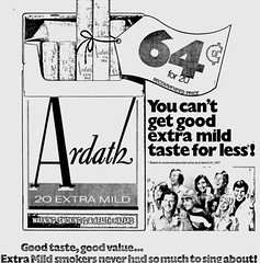 April1977no31 (mat78au) Tags: april1977melbournenewspapersextracts ardath smokes ad