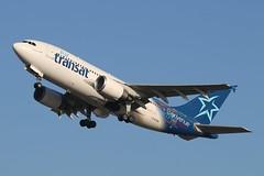 C-GTSH - LGW (B747GAL) Tags: air transat airbus a310308 gatwick lgw egkk cgtsh