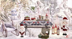 Winter Joyous Picnic (N.O.X) Tags: winter joy happiness picnic christmas xmas holiday