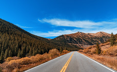 The Road to Aspen - Independence Pass, Colorado (Tony Webster) Tags: colorado colorado82 coloradostatehighway82 independencepass twinlakes aspen autumn fall fallcolors road unitedstates us