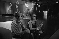 the future (Paul J's) Tags: newplymouth taranaki pukeariki museum illusionnothingisasitseems girl girls
