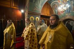 004. Божественная литургия в Киккском монастыре 03.11.2018