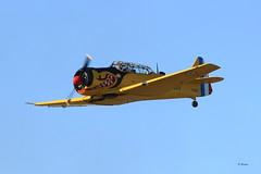 North American T 6G-1-NH Texan n° 182-535 / 51-14848  ~ F-AZBQ / OH / 115-237 (Aero.passion DBC-1) Tags: spotting lens 2010 airshow dbc1 david biscove aeropassion avion aircraft aviation plane north american t6 texan 5114848 ~ fazbq oh 115237