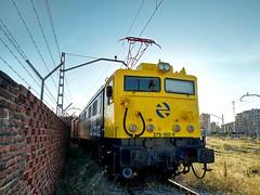 Tensión 279.002 Asvafer (VaTrenes) Tags: 279 279002 asvafer valladolid mitsubishi renfe preservado museo locomotora amigos ferrocaril