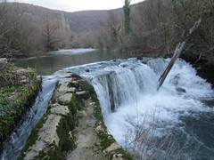 Rječica Grab - The small river Grab (Hirike) Tags: vodopad waterfall grab hrvatska croatia rijeka river
