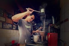 Make coffee in Saigon, Vietnam (Bobby Tran 2012) Tags: coffee saigon vietnam vietnamese traditional famous favorites interesting