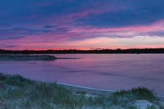 Sunset at Shoalhaven Heads NSW Australia (Richard Sollorz Photography) Tags: shoalhaven heads landscape seascape south coast outdoors sunset pink skies sigma 35mm jusino tripod canon 60d richard sollorz