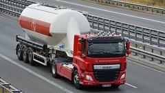 D - MzB Meyer zu brickwedde DAF CF 86 (BonsaiTruck) Tags: ffb feldbinder mzb meyer brickwedde daf lkw lastwagen lastzug silozug truck trucks lorry lorries camion caminhoes silo bulk citerne powdertank