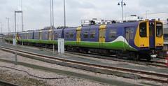 Brighton Station 12-2-2010. (DepotCat03) Tags: brighton brightonstation silverlink southern class313 313108