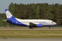 A56A7214@L6 (Logan-26) Tags: boeing 737524 ew253pa msn 26339 belavia riga international rix evra latvia aleksandrs čubikins airport