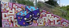 Graff: rue Amiral Galache à Brest (10/05/2018) (EricFromPlab) Tags: graff graffiti tag tags street art urban wall mural streetart bretagne finistère breizh brittany brest