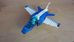 60208 - Polizei Flucht mit dem Fallschirm 05 (-Nightfall-) Tags: lego city 60208 polizei police flucht fallschirm parachute