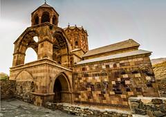 Saint Stepanos Monastery (Saadat rent) Tags: church christian history iran