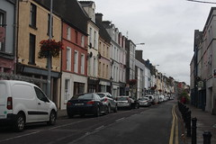 Harbour Row (lazy south's travels) Tags: cobh countycork ireland irish europe european town sea side seaside house home building architecture urban road street scene