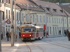 IMG_6472 (-A l e x-) Tags: bratislava slovakei tram strassenbahn tramway slovakia 2006 öpnv reise verkehr öffis