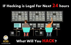 What will you hack? (icssindia) Tags: cyberwar learn hacking careers guidance security securitycertification ethicalhacking cybersecurity dreamjob toptrendingcourses schoolofhackers icss internationalcollegeforsecuritystudies competition eccouncil ceh certifiedethicalhacker cehv10 cehv10practical lpt lptmaster cybersecuritymasterprograms