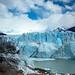 ice advancing