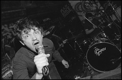 Wrangler Brutes (icki) Tags: 924gilmanst january2004 wranglerbrutes band blackandwhite live punk