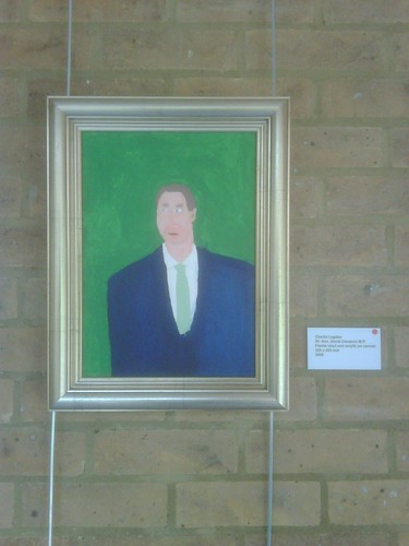 Mary Ogilvie Art Gallery, St Anne's College, Woodstock Road, Oxford