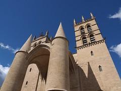 Montpellier Cathedral (M_Strasser) Tags: montpellier olympus olympusomdem1 france frankreich
