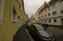 Wandering Wurzberg 4 (rschnaible) Tags: bamberg germany europe sightseeing building architecture outdoor street photography