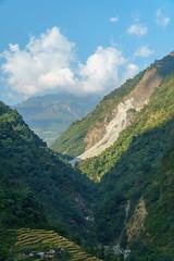 438_Jhinu to Siwai_11 (andreavarju) Tags: 2018 annapurnasanctuary exploretrip himalaya nepal november sony autumn hike hiking mountains nature naturephotography sonyalpha sonyphotography travel travelphotography trekking landscape landscapephotography