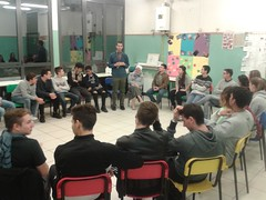 """15.10.2018 Tutti i Lunedì incontro adolescenti con don Luca e Suor Maria Rosa • <a style=""""font-size:0.8em;"""" href=""""http://www.flickr.com/photos/82334474@N06/46061211581/"""" target=""""_blank"""">View on Flickr</a>"""