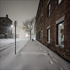 princess_snow_night_square_01_8779842910_o (wvs) Tags: cold night snow toronto ontario canada can
