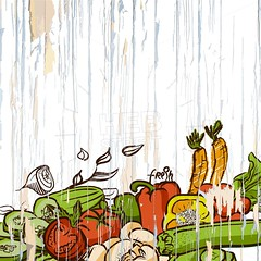 vintage vegetables menu background (Hebstreits) Tags: background banner broccoli cabbage carrot collection cucumber design drawing drawn eco engraved engraving farm food frame fresh garden garlic graphic green hand healthy illustration ingredient kitchen label market menu natural nature onion organic pattern pepper poster restaurant retro salad set sketch summer template tomato vector vegan vegetable vegetables vegetarian vintage