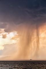 Atlantic Storm (IrreBerenTe Natalia Aguado) Tags: jellyfish medusa decisivemoment momentodecisivo borrasca atmospheric atmospherictime seascape cloudscape cloudy canonespaña uribekosta sopelana sopela stormyclouds atlanticstorm marcántabrico nataliaaguadoirreberente bizkaia euskadi sea nubes cielo sky tormenta barco freighter boat stormy storm rain