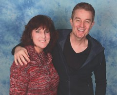 with James Sunday (JeanbugC) Tags: vampireball buffythevampireslayer jamesmarsters julietlandau andrewferchland markmetcalf tomlenk photoops