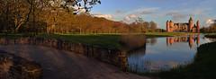 Netherlands - Pays-Bas - château de Westhove (AlCapitol) Tags: paysbas nikon d800 netherlands château castle reflet reflection westhove parc automne autumn hollande