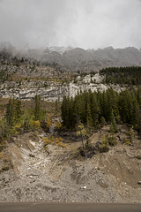 Maligne Lake Road - DSC_2180a (Markus Derrer) Tags: jaspernationalpark markusderrer september fall malignelakeroad mountains trees