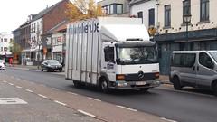 Mercedes-Benz Atego MP1 E3 816 Dagcabin LL - Oben BVBA Zonhoven, Provincie Limburg, Vlaanderen, België (Celik Pictures) Tags: europe benelux belgië belgium belgique belgiën vlaanderen provincielimburg leopoldsburg spottingvehicles voertuigen movingvehicles rijdendvoertuigen trucks vrachtwagens tir kamyon lkw lastwagen lastbilar camion mercedesbenz atego mp1 e3 816 dagcabin ll epw939 obenbvba zonhoven