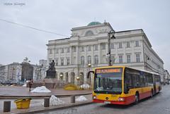 Mercedes-Benz Conecto G - 2217 - 128 - 21.12.2018 (VictorSZi) Tags: poland transport publictransport nikon nikond5300 december decembrie winter iarna varsovia warsaw