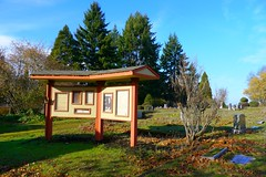 Mulkey Pioneer Cemetery in Eugene, Oregon