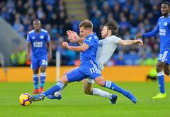 Leicester City v Cardiff City (Alex Hannam) Tags: leicester england unitedkingdom gbr leicestercityfootballclub leicestercity lcfc westbromwichalbion football marcalbrighton cardiffcity