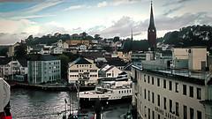 266 Norway (Ulrich Scharwächter) Tags: architektur hafen