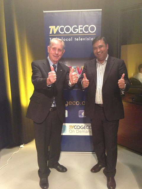 COGECO TV Opening Ceremony